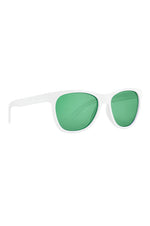 Wayfarer Sunglasses | White