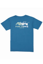 Coastin' Youth T-shirt | Slate