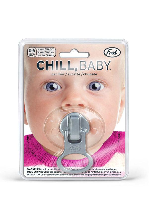 Chill Baby | Zip It Pacifer