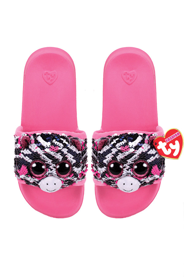 Reversible Sequin Slides | Zoey Zebra