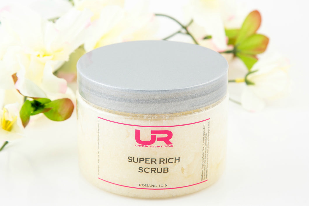 Unforced Rhythms Body Scrubs