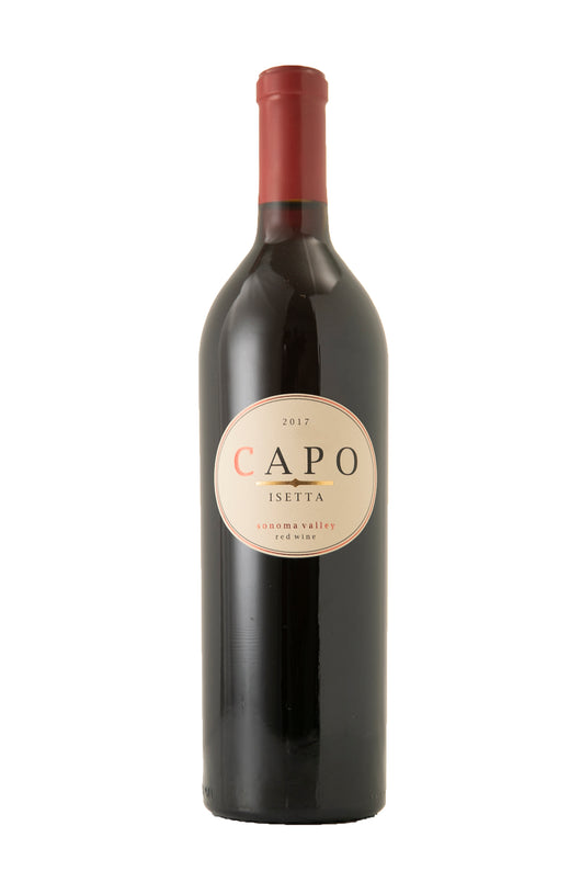 2017 Capo Isetta - Red Blend - 750ml