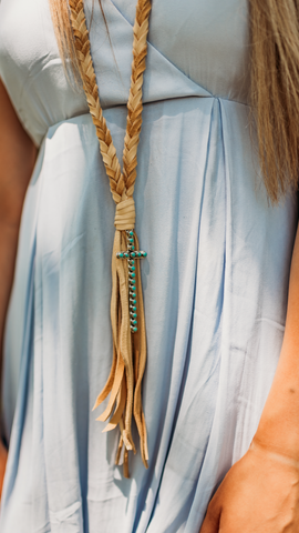 The St. Turquoise Necklace