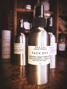 F#CK OFF! Organic Insect Repellent