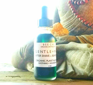 Gentle + Man After Shave & Beard Oil
