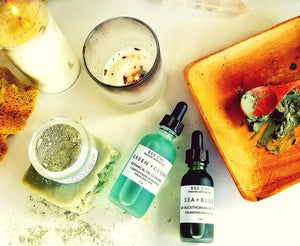 Green + Clean Facial Cleanser