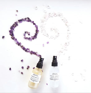 Rose + Gold Vibration Mist