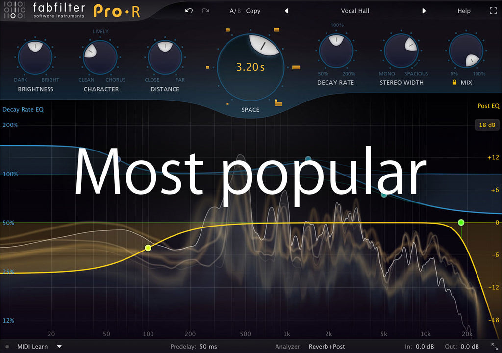 Pro tools software, professional mixing and mastering standard service
