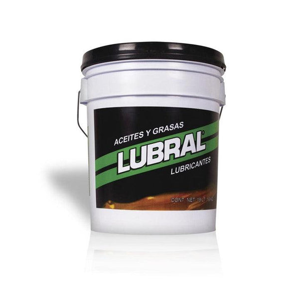 Aceite lubricante hidráulico AW ISO VG 32 19 litros Lubral CEMEX Supply