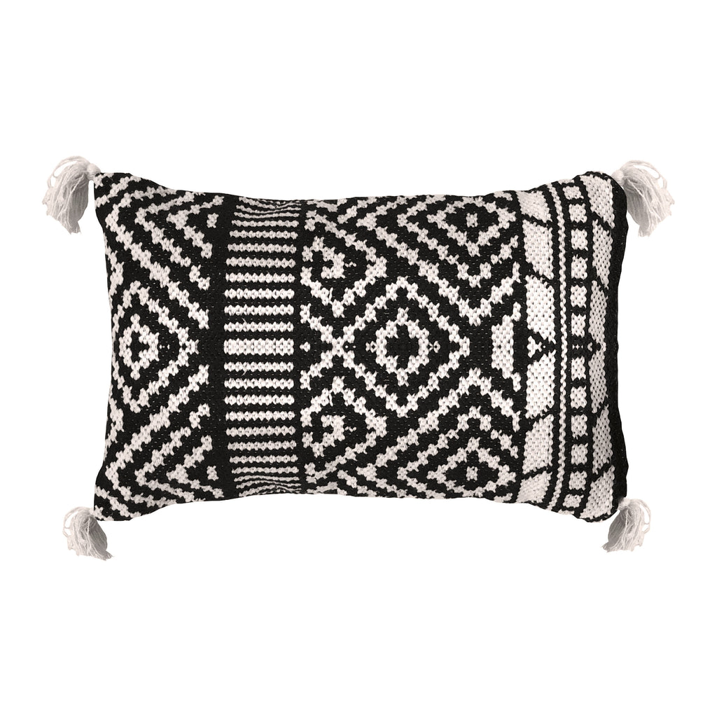 Pied de Poule Pillow