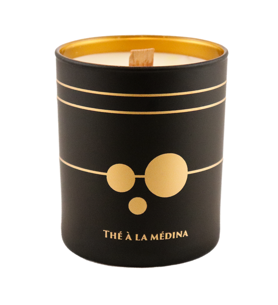 Scented Candles - Black Edition