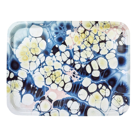 Ocean Sparkle Serving Tray