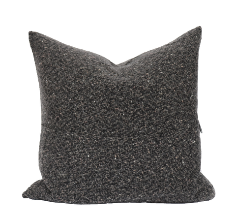 Dark Grey Granito Cushion