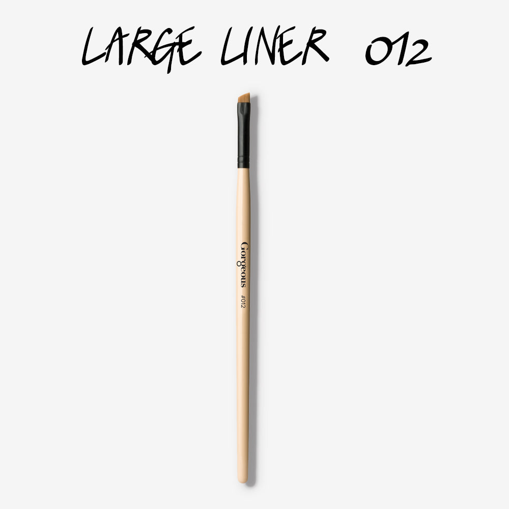 BRUSH 012 - LARGE ANGLE LINER