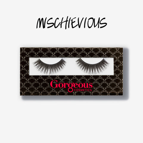 MISCHIEVIOUS LASHES
