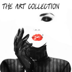 THE ART COLLECTION. LIPS AND LASHES