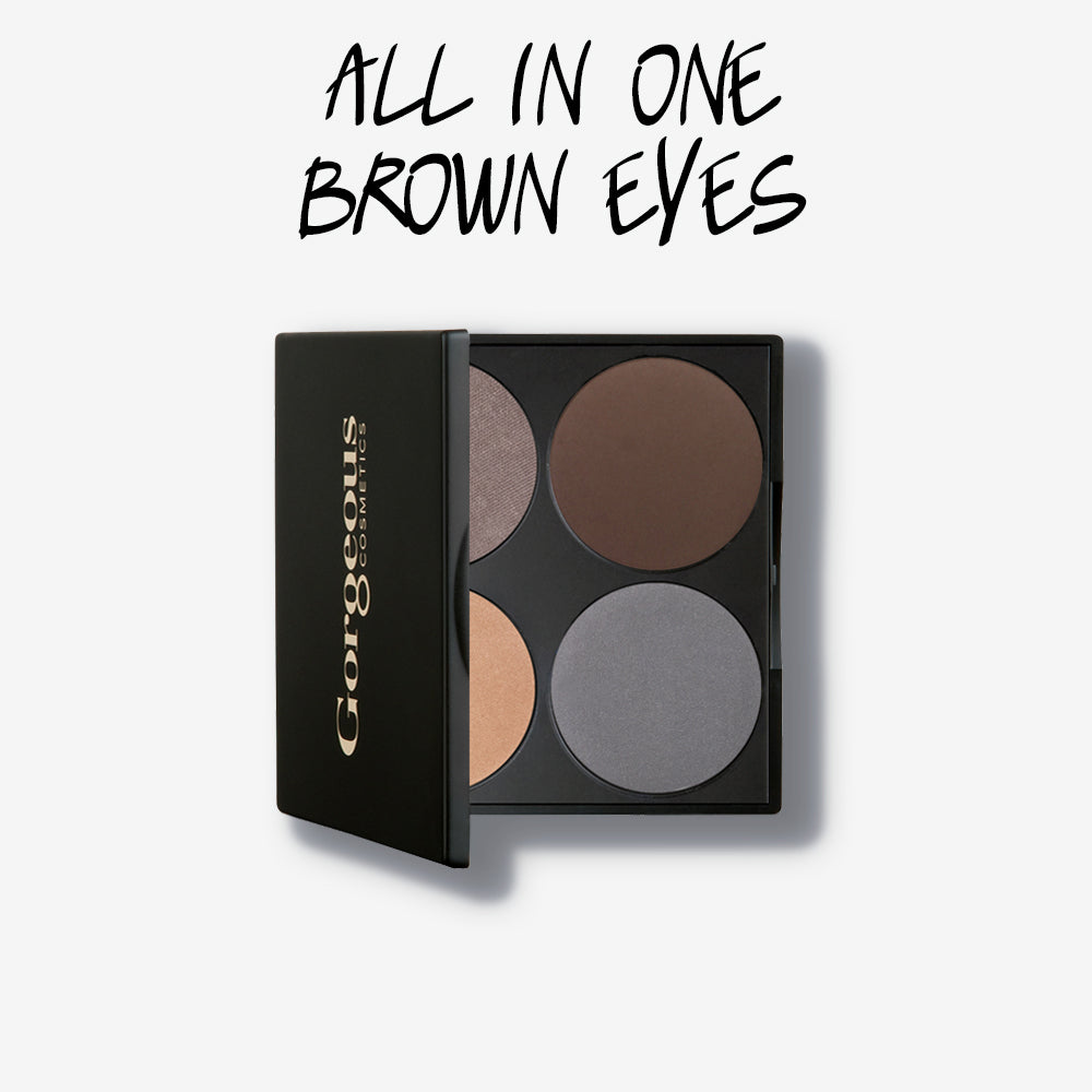 ALL IN ONE BROWN EYES PALETTE