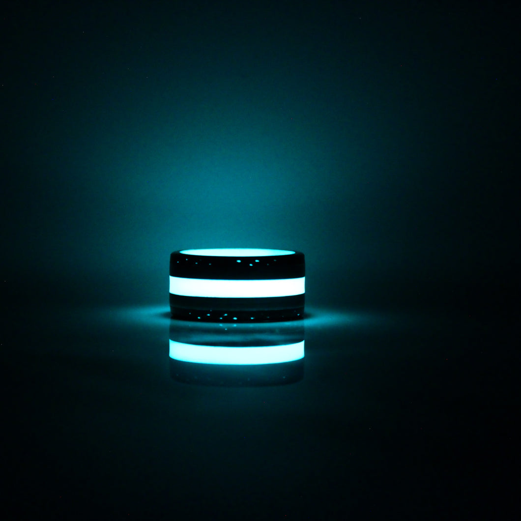 lume sales modern large carbon of size rings touch blue ring