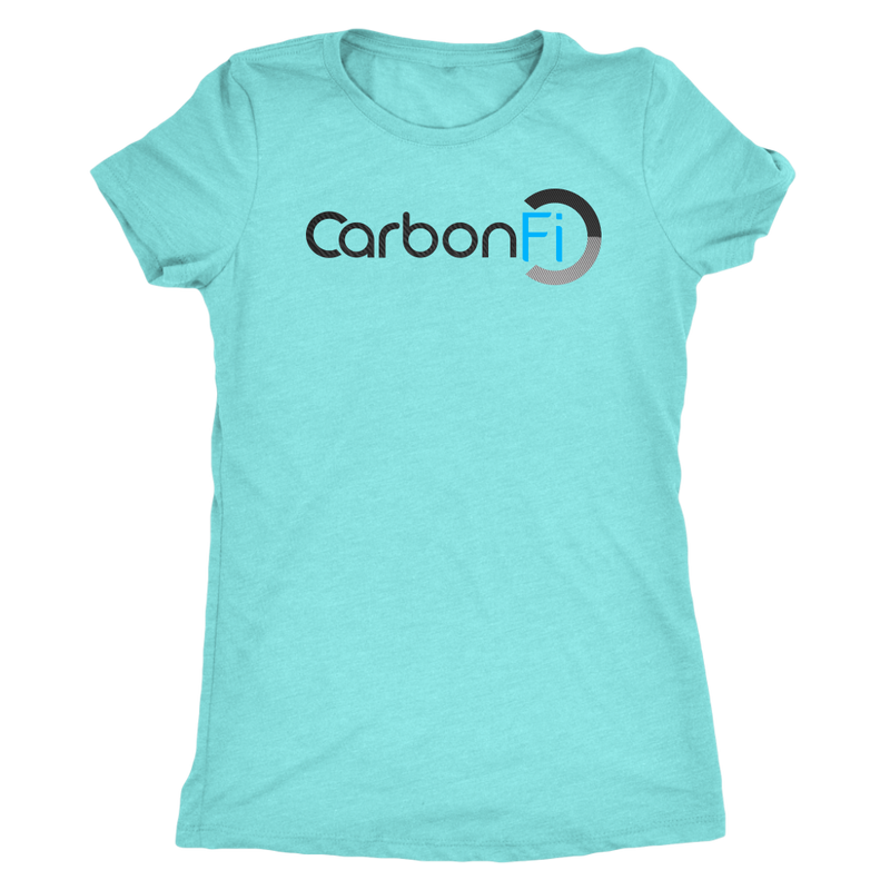 Carbon Fi Dark Logo Womens