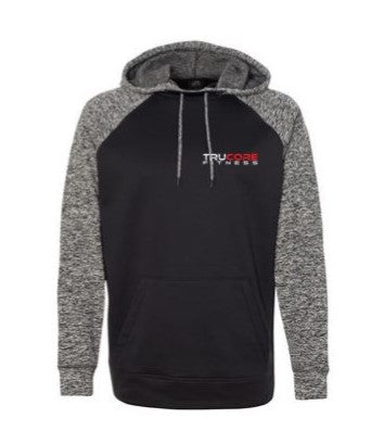 TruCore Adult Hooded Pullover Sweatshirt