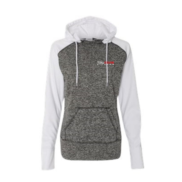TruCore Women's Hooded Pullover Sweatshirt