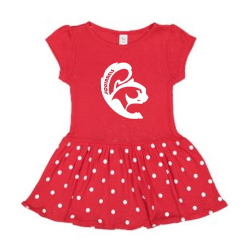 Infant/Toddler Girls Baby Rib Dress