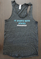 """It Starts With States"" Tank Top"