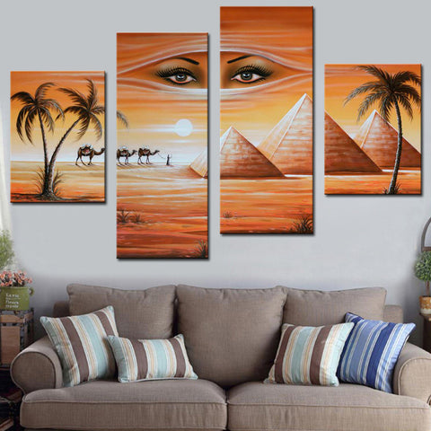 EGYPTIAN PYRAMIDS - The Wall Art Gallery