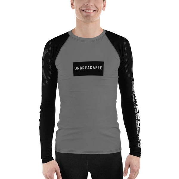 Lift for the 22 BJJ Men's Rash Guard