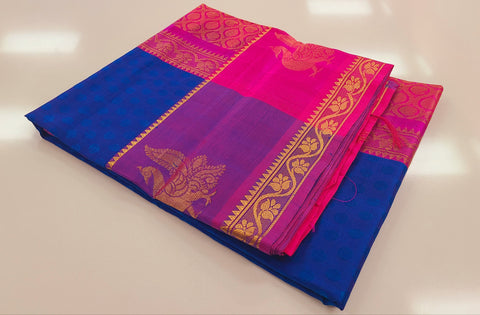 KSC - Royal Blue with Mittai Pink