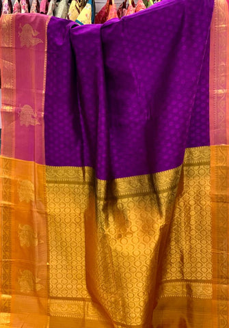 KSC -  Vadamalli with Turmeric Yellow