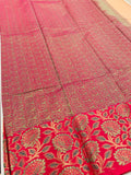 KSS - Beige with Onion Pink Meenakari