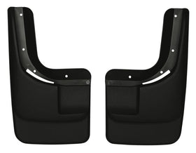 Husky Liners 04-12 Chevrolet Colorado/GMC Canyon Custom-Molded Front Mud Guards - 56701