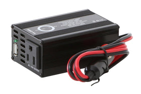Halo Automotive 200 Watt Standard Power Inverter DC 12V to 110V AC Inverter with USB Car Adapter