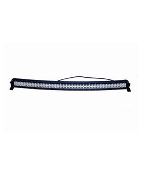 "Halo Automotive CREE LED Light Bar: 40"" Curved Double Row"
