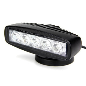 "Halo Automotive CREE LED Fog Light: 6"" Rectangular"