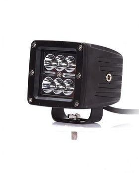 "Halo Automotive CREE LED Spot Light: 3"" Square"