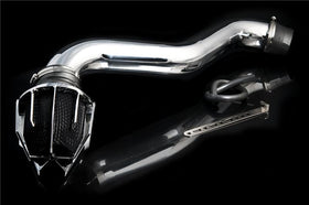 Weapon R 95-99 Eclipse Spyder 4 cyl 2.4L Non-Turbo Dragon Intake Polished - 803-124-101