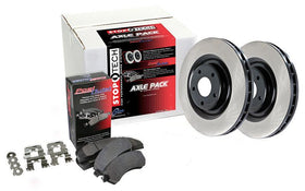 Preferred Axle Pack 4 Wheel - 906.33137