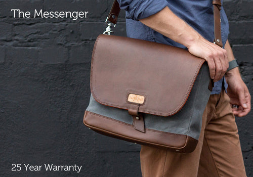 Laptop Bag - The Messenger Bag