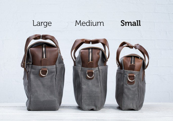 Laptop Briefcase - The Small Briefcase By Pad & Quill