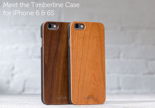 IPhone 6 Case - Timberline Wood IPhone 6 Case