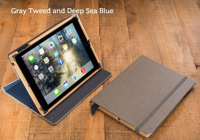 2017 IPad Case - Contega Linen Case For 2017 IPad