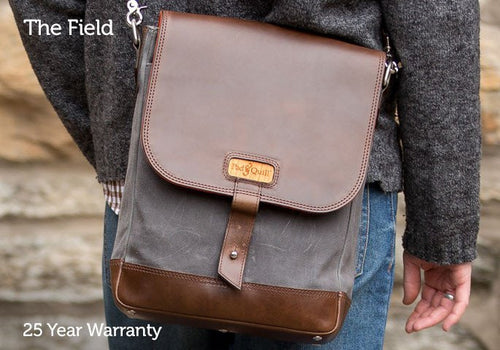 Laptop Bag - The Field Bag