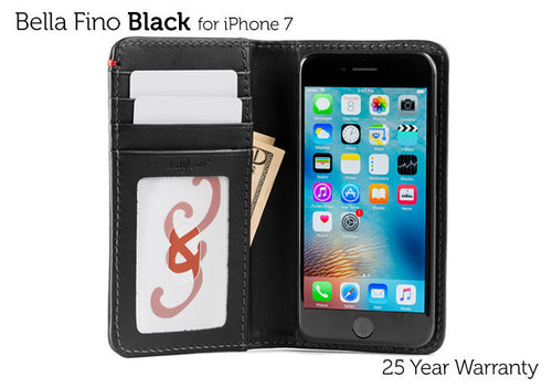 IPhone 7 Case - Special Edition Bella Fino Black For IPhone 7