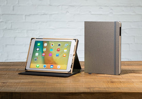 Oxford Leather iPad Pro 12.9 Case
