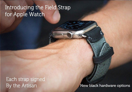 Apple Watch Band - Field Strap For Apple Watch Series 1 & Series 2