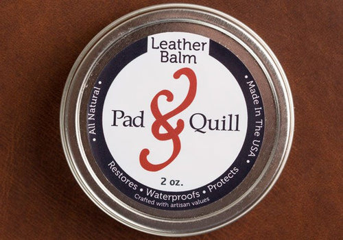 Leather Accessory - Leather Balm