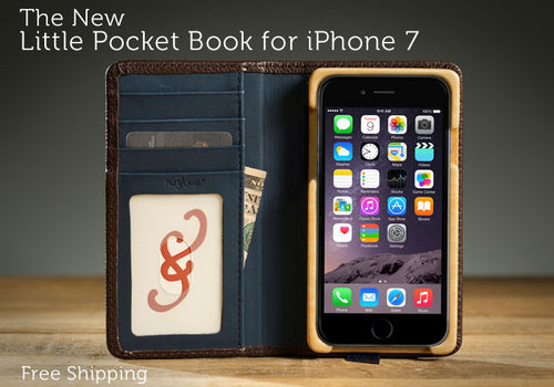 IPhone 7 Case - Little Pocket Book IPhone 7 Case