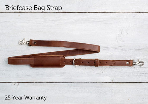 Leather Accessory - Leather Shoulder Strap